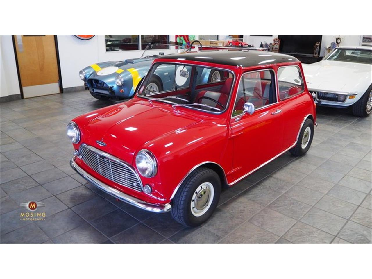 Large Picture of Classic 1966 Mini Cooper S located in Texas - $53,000.00 Offered by Mosing Motorcars - Q2CQ