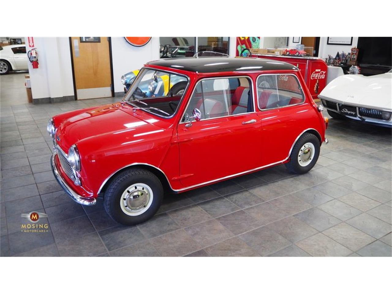 Large Picture of Classic 1966 Austin Mini Cooper S - $53,000.00 Offered by Mosing Motorcars - Q2CQ