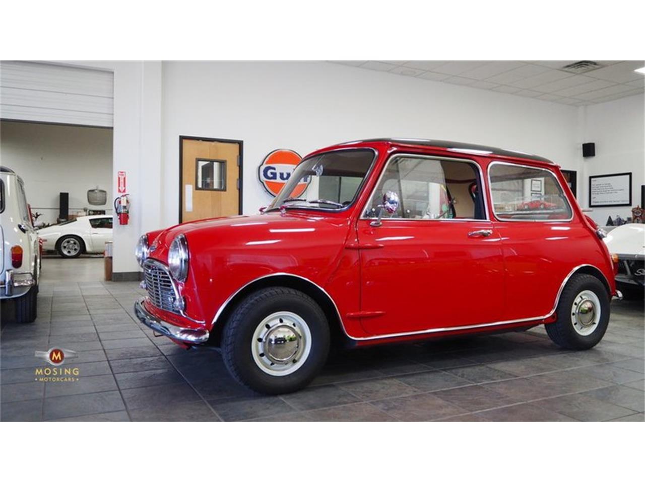 Large Picture of '66 Mini Cooper S - $53,000.00 - Q2CQ