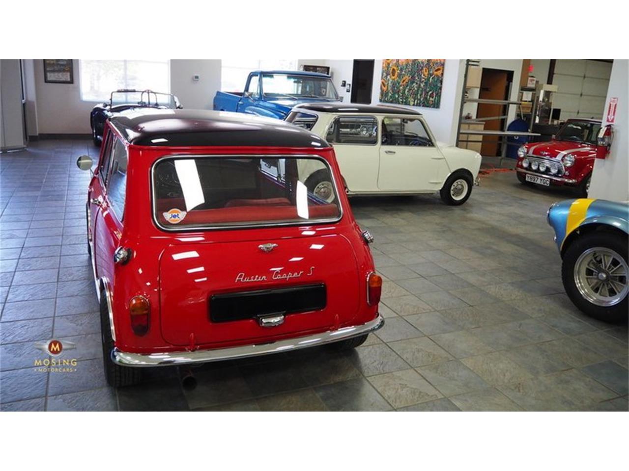 Large Picture of Classic '66 Austin Mini Cooper S - $53,000.00 - Q2CQ