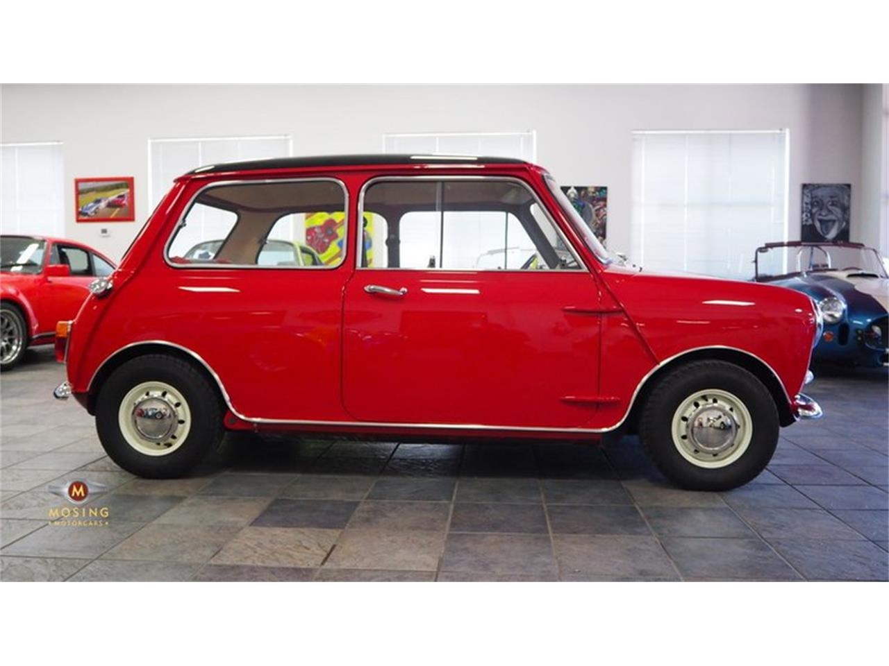 Large Picture of Classic '66 Mini Cooper S Offered by Mosing Motorcars - Q2CQ