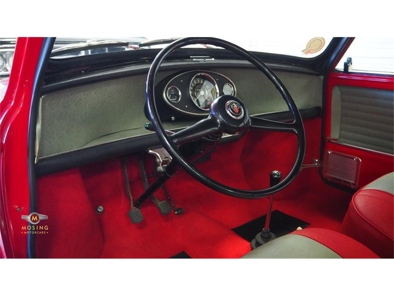 Large Picture of Classic '66 Mini Cooper S located in Texas Offered by Mosing Motorcars - Q2CQ