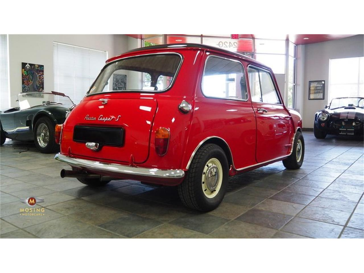 Large Picture of 1966 Austin Mini Cooper S located in Austin Texas Offered by Mosing Motorcars - Q2CQ