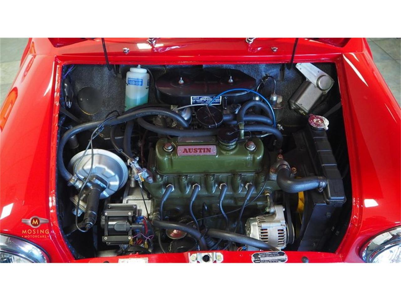 Large Picture of Classic '66 Austin Mini Cooper S located in Austin Texas - Q2CQ