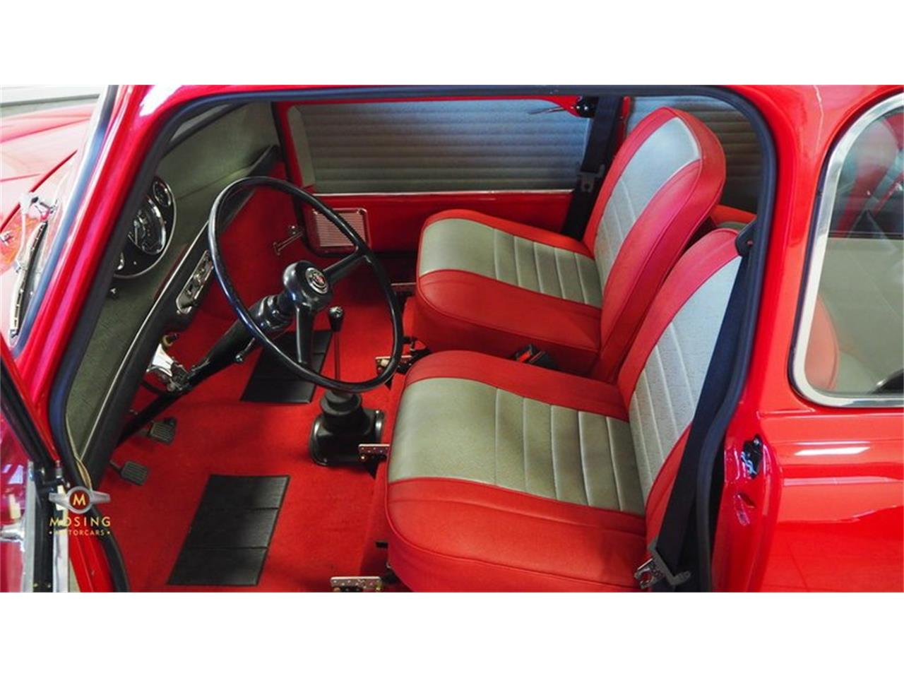 Large Picture of '66 Mini Cooper S located in Austin Texas Offered by Mosing Motorcars - Q2CQ