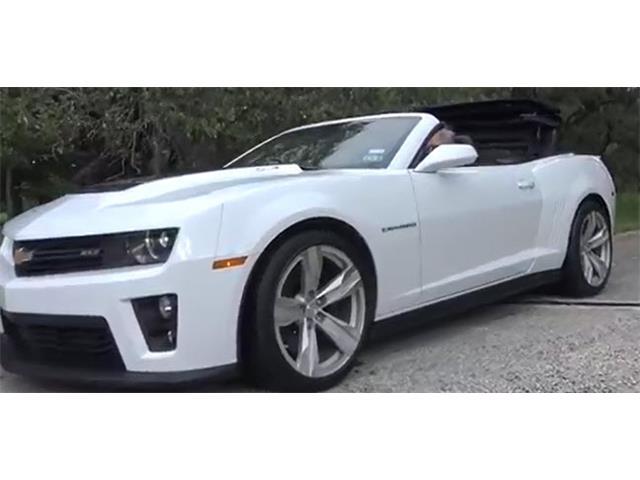 Picture of '13 Camaro ZL1 - Q2D0