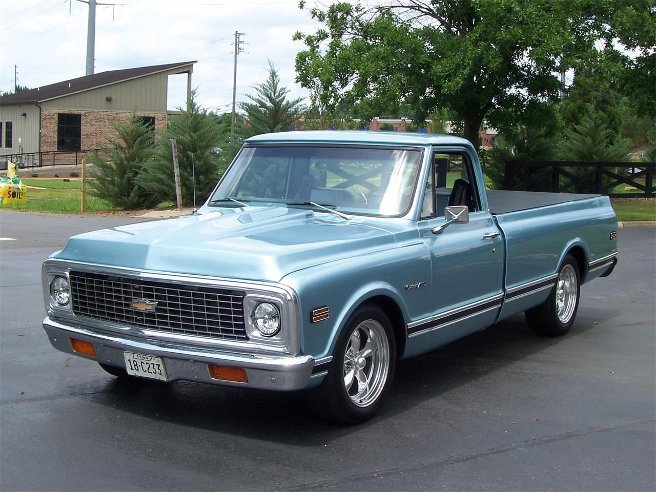 Large Picture of Classic 1971 Chevrolet C10 located in Georgia Offered by Cloud 9 Classics - Q2D1