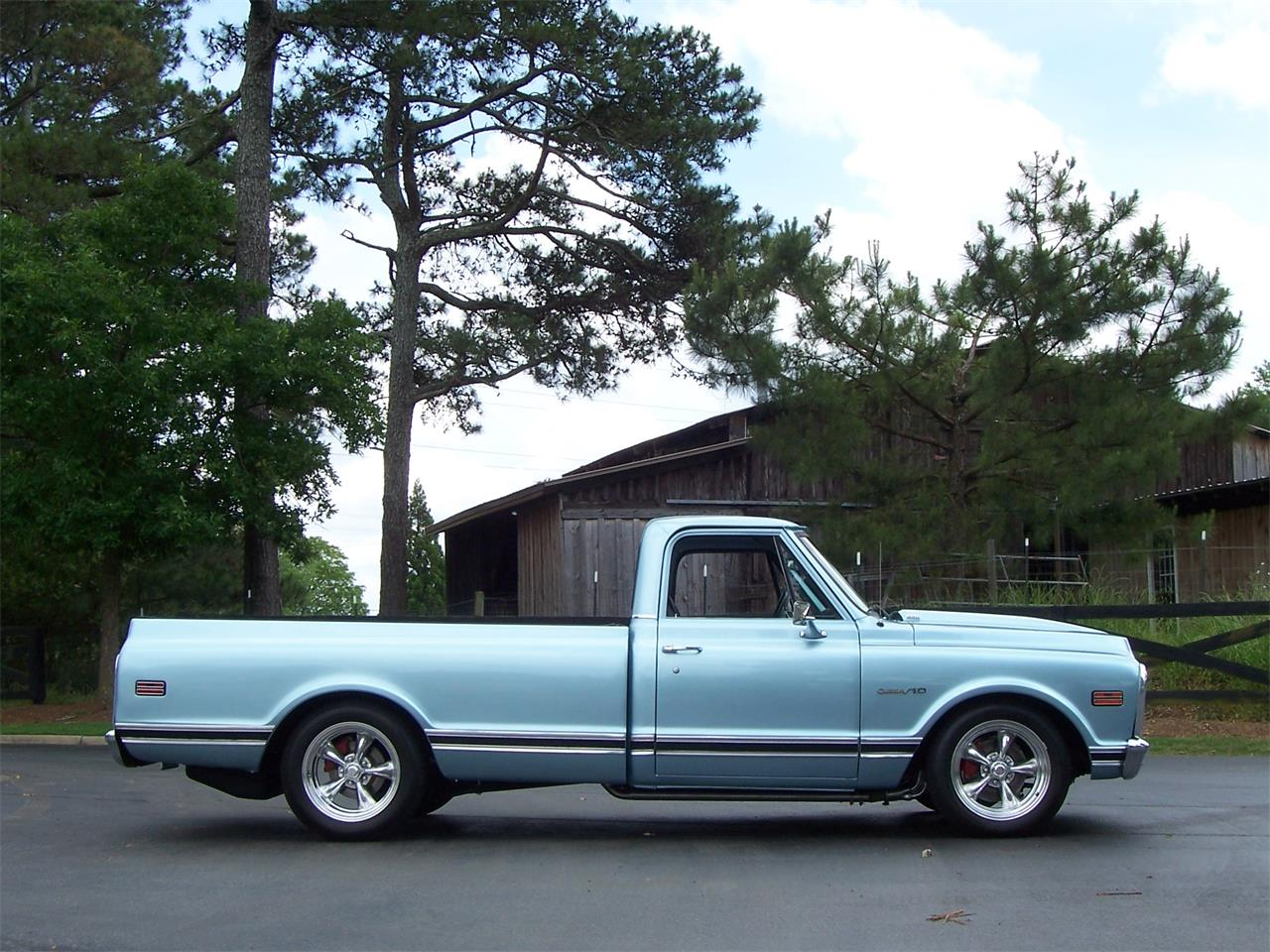 Large Picture of 1971 C10 located in Alpharetta Georgia Offered by Cloud 9 Classics - Q2D1