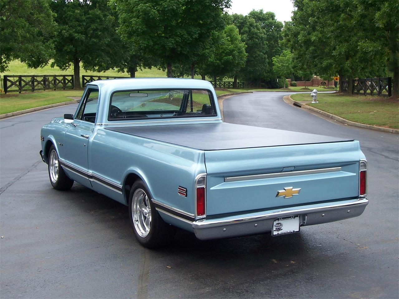 Large Picture of 1971 C10 located in Georgia Offered by Cloud 9 Classics - Q2D1