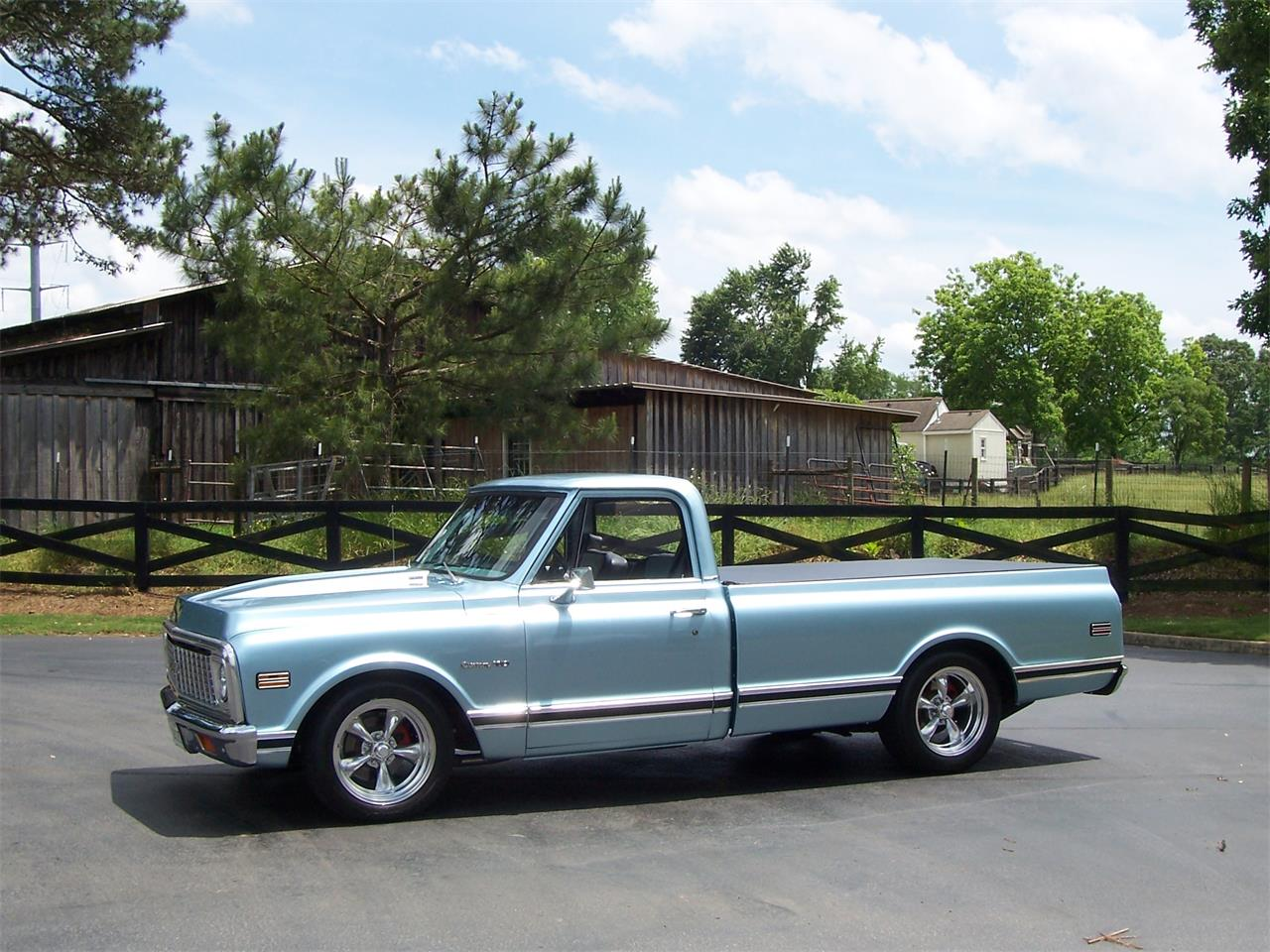 Large Picture of Classic '71 Chevrolet C10 - $26,500.00 Offered by Cloud 9 Classics - Q2D1