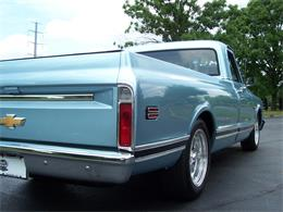 Picture of 1971 Chevrolet C10 located in Georgia - $26,500.00 Offered by Cloud 9 Classics - Q2D1