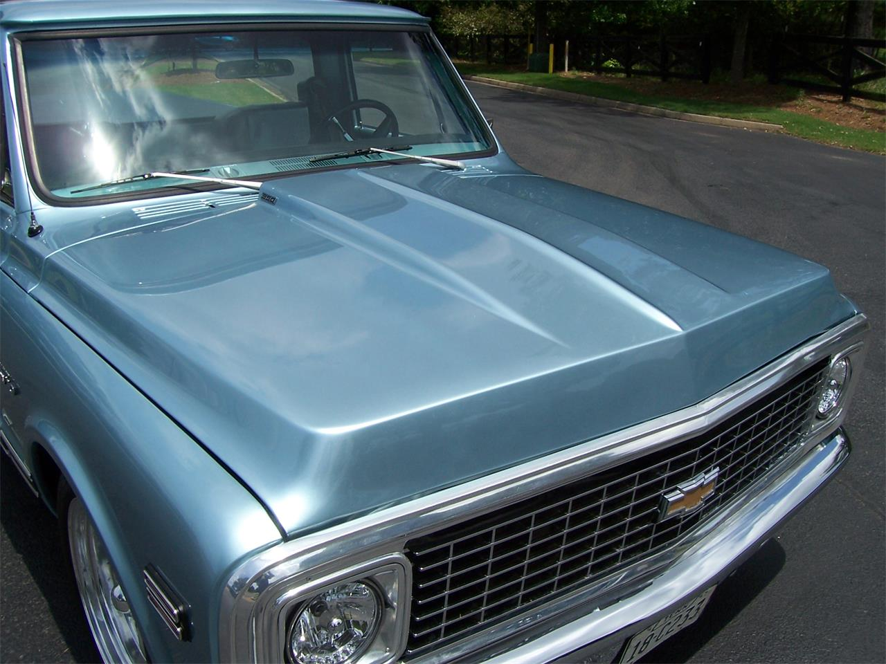 Large Picture of '71 Chevrolet C10 located in Georgia - $26,500.00 Offered by Cloud 9 Classics - Q2D1