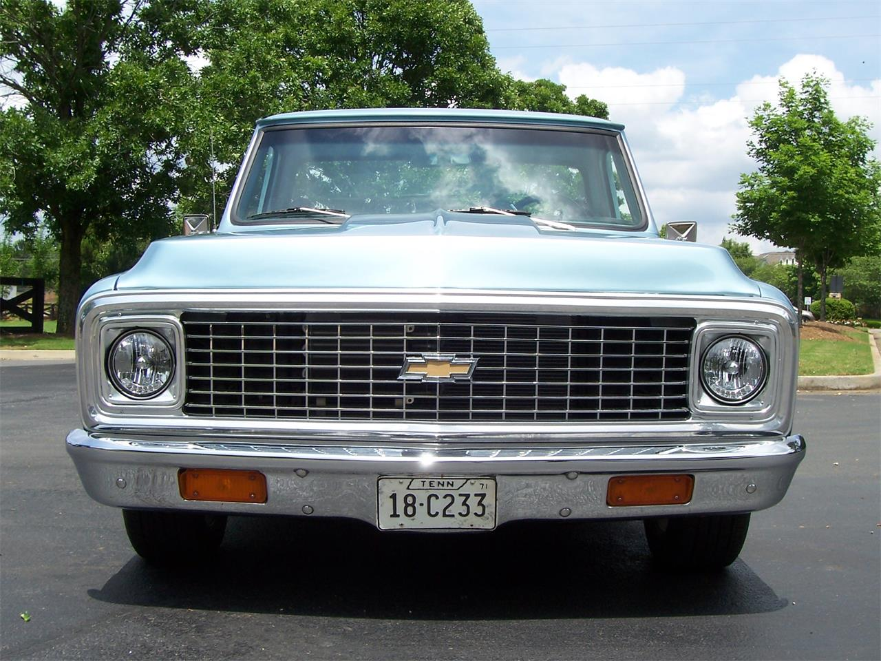 Large Picture of Classic 1971 C10 - $26,500.00 Offered by Cloud 9 Classics - Q2D1