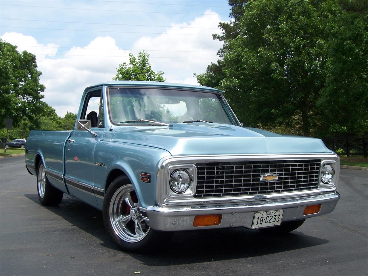 Large Picture of 1971 Chevrolet C10 - $26,500.00 - Q2D1