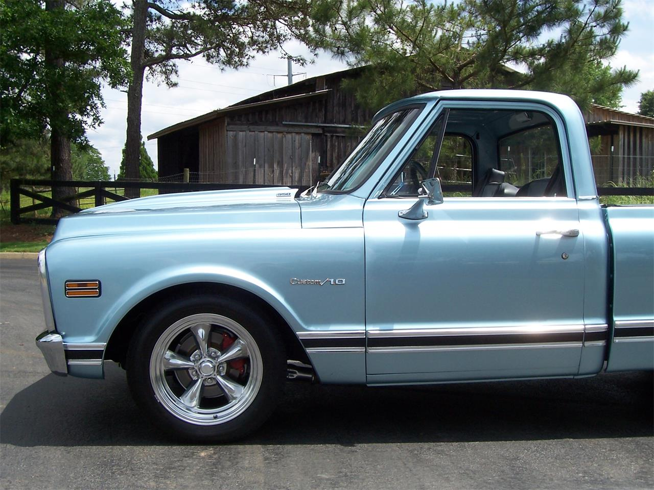 Large Picture of '71 C10 Offered by Cloud 9 Classics - Q2D1