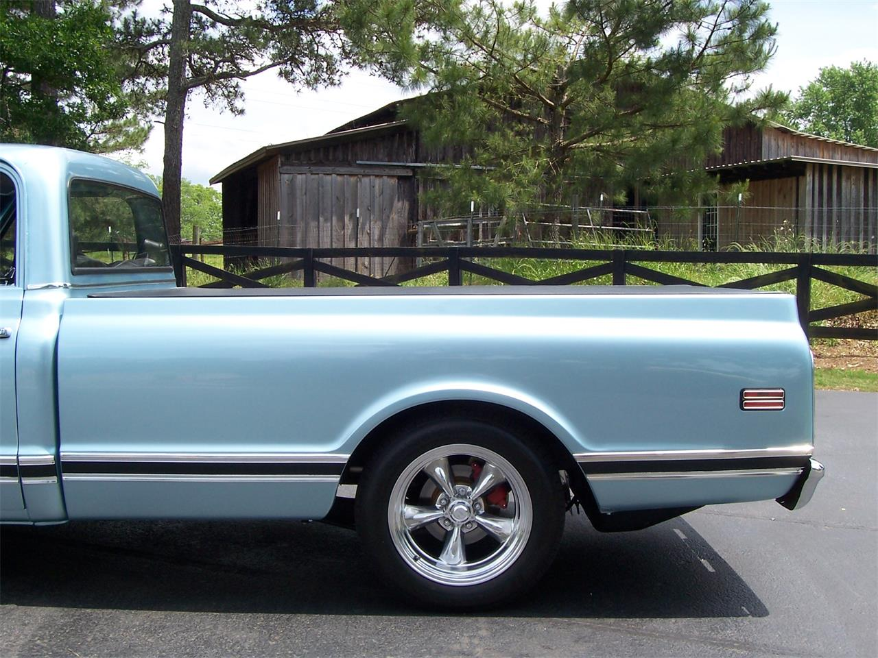 Large Picture of '71 Chevrolet C10 Offered by Cloud 9 Classics - Q2D1
