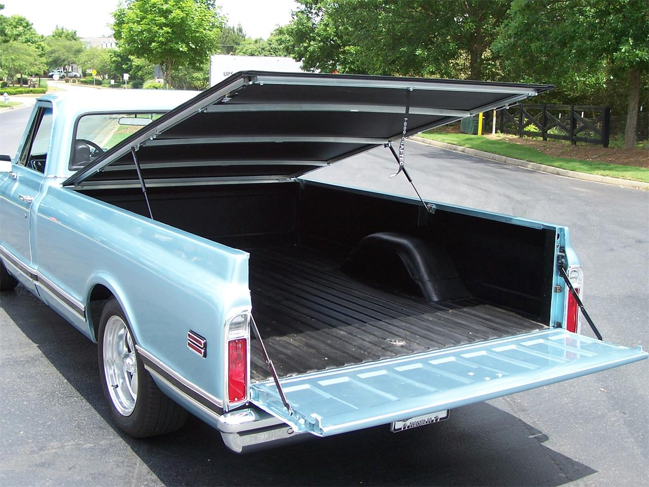 Large Picture of 1971 Chevrolet C10 - $26,500.00 Offered by Cloud 9 Classics - Q2D1