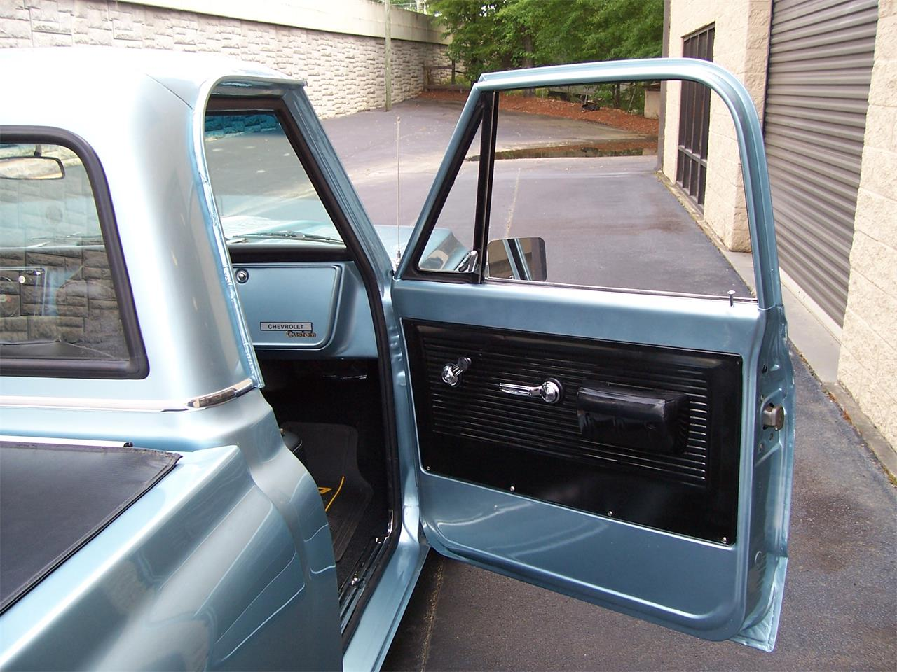 Large Picture of '71 Chevrolet C10 - $26,500.00 Offered by Cloud 9 Classics - Q2D1