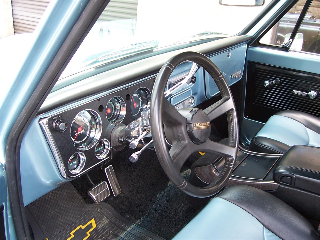 Large Picture of Classic 1971 Chevrolet C10 located in Alpharetta Georgia - $26,500.00 - Q2D1