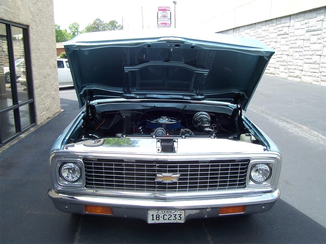 Large Picture of Classic '71 Chevrolet C10 - Q2D1