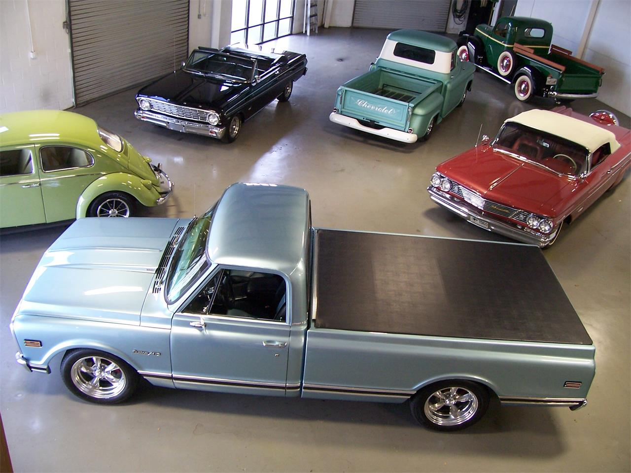 Large Picture of 1971 Chevrolet C10 located in Alpharetta Georgia - $26,500.00 Offered by Cloud 9 Classics - Q2D1
