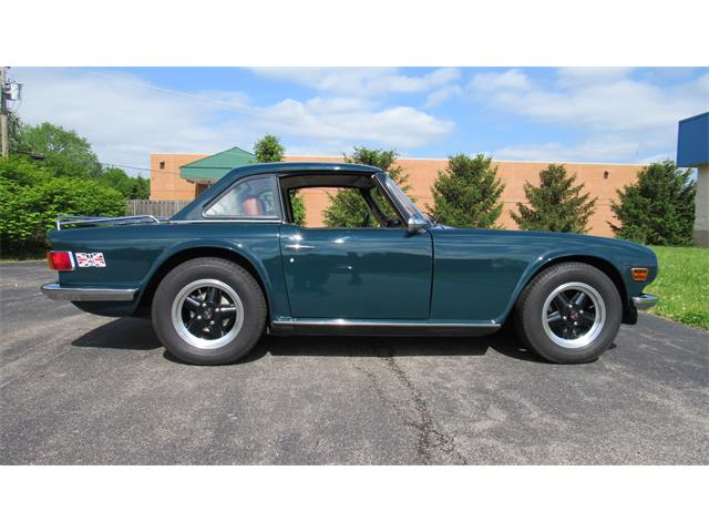 Picture of '74 TR6 - Q2D2