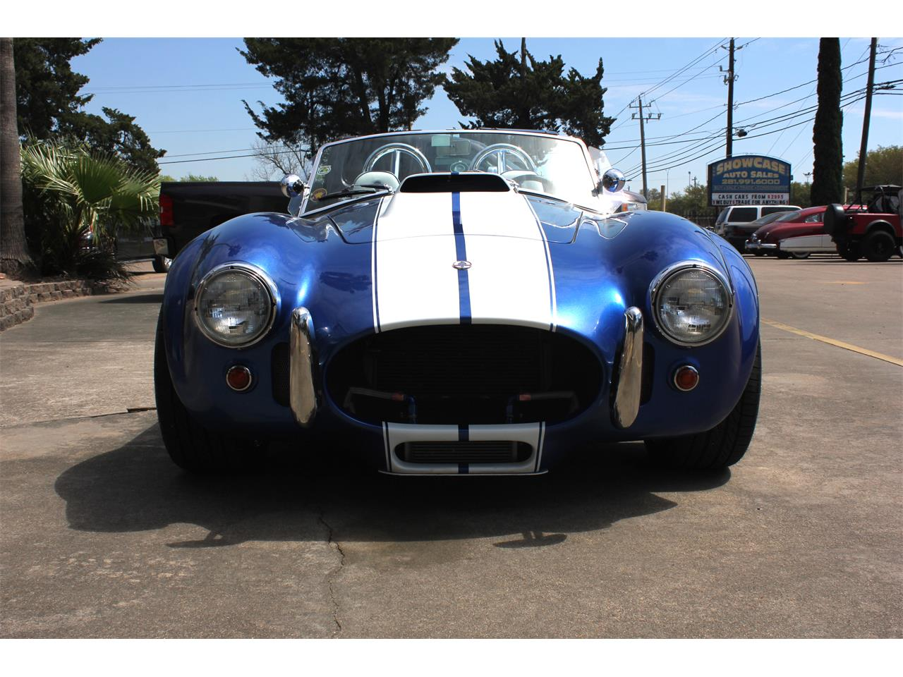 Large Picture of '66 Shelby Cobra Replica located in Texas Offered by a Private Seller - Q2D3