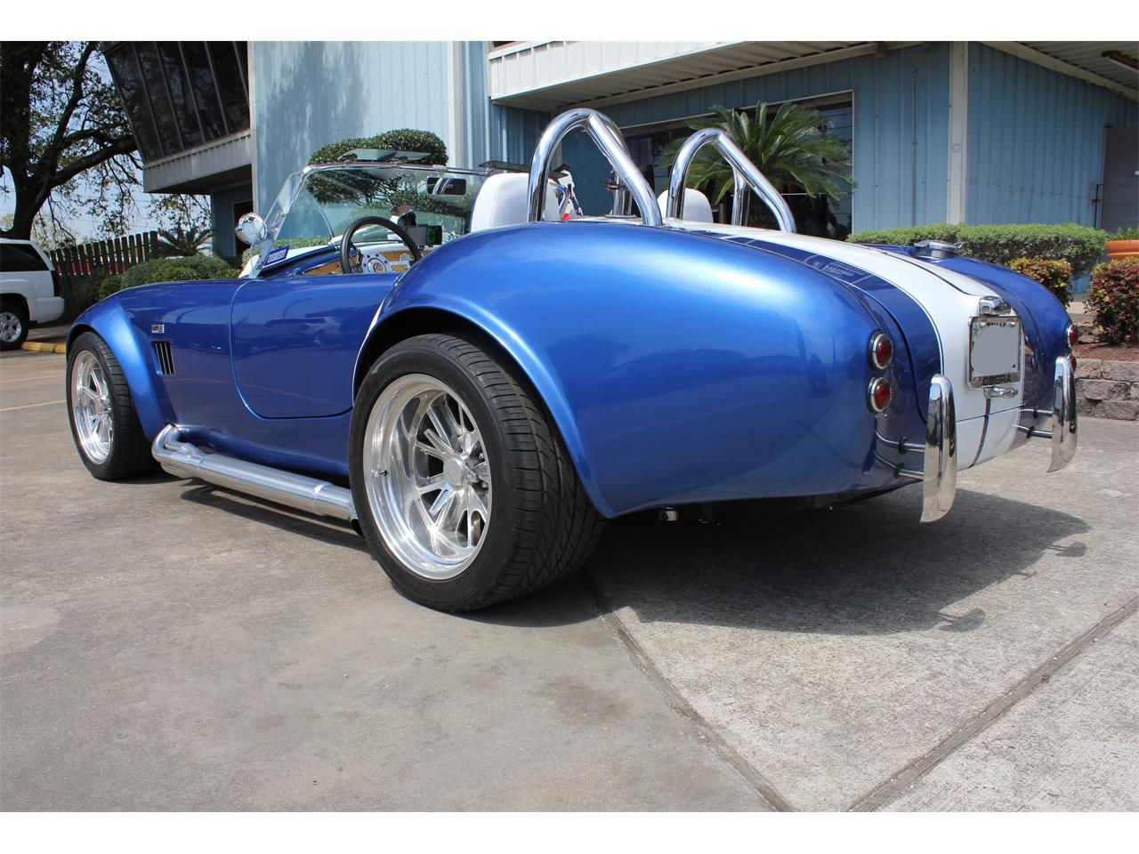 Large Picture of Classic 1966 Shelby Cobra Replica located in Texas Offered by a Private Seller - Q2D3