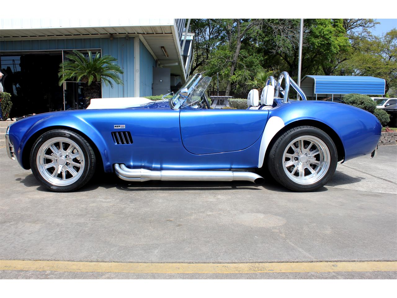 Large Picture of 1966 Shelby Cobra Replica - $70,000.00 Offered by a Private Seller - Q2D3