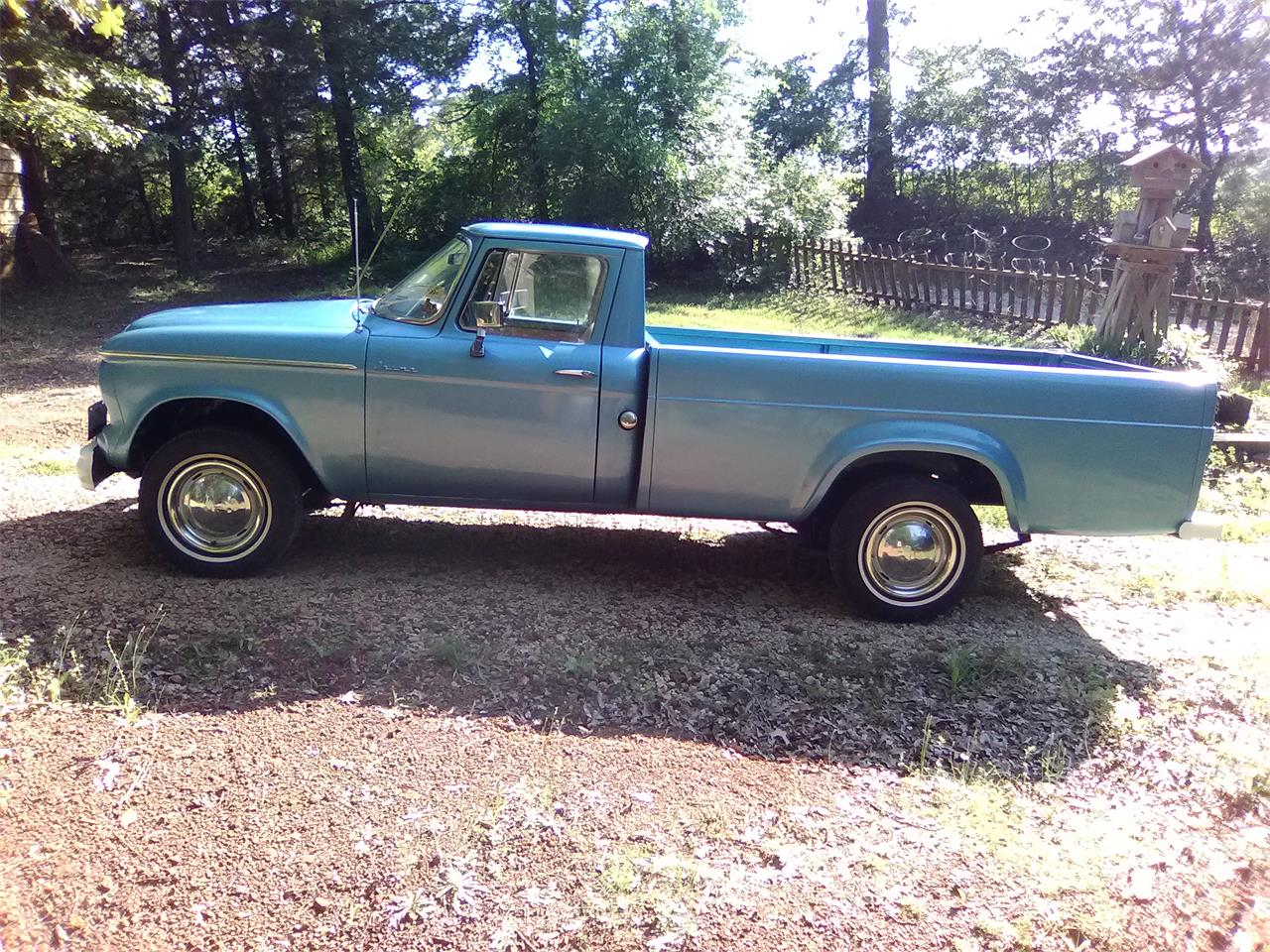 Large Picture of '63 Pickup Offered by a Private Seller - Q2D7