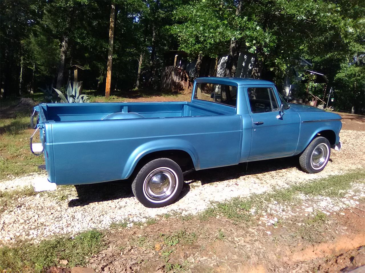Large Picture of Classic '63 Pickup - Q2D7