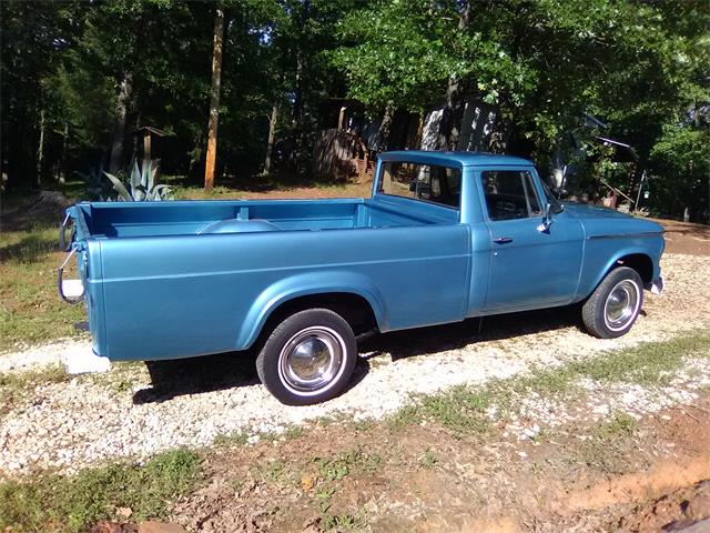 Picture of '63 Pickup - Q2D7