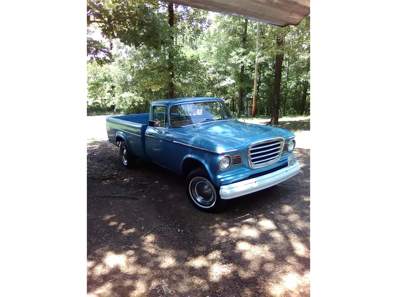 Large Picture of '63 Studebaker Pickup - $9,800.00 - Q2D7