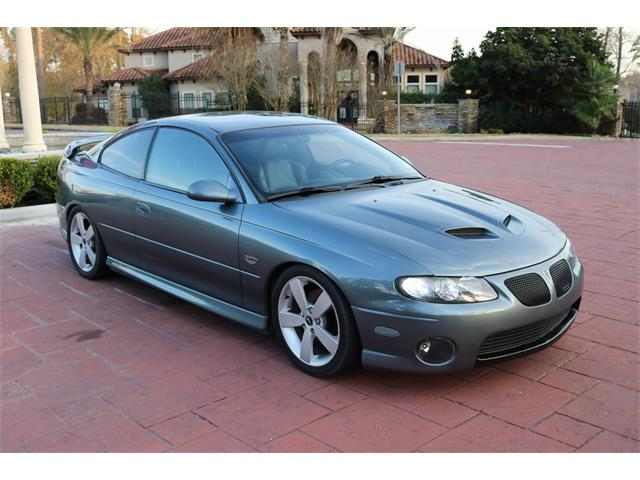 Picture of '05 GTO - Q2D9