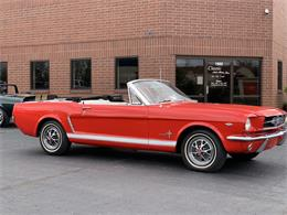Picture of '65 Mustang located in Illinois Offered by Classic Auto Haus - Q2DD