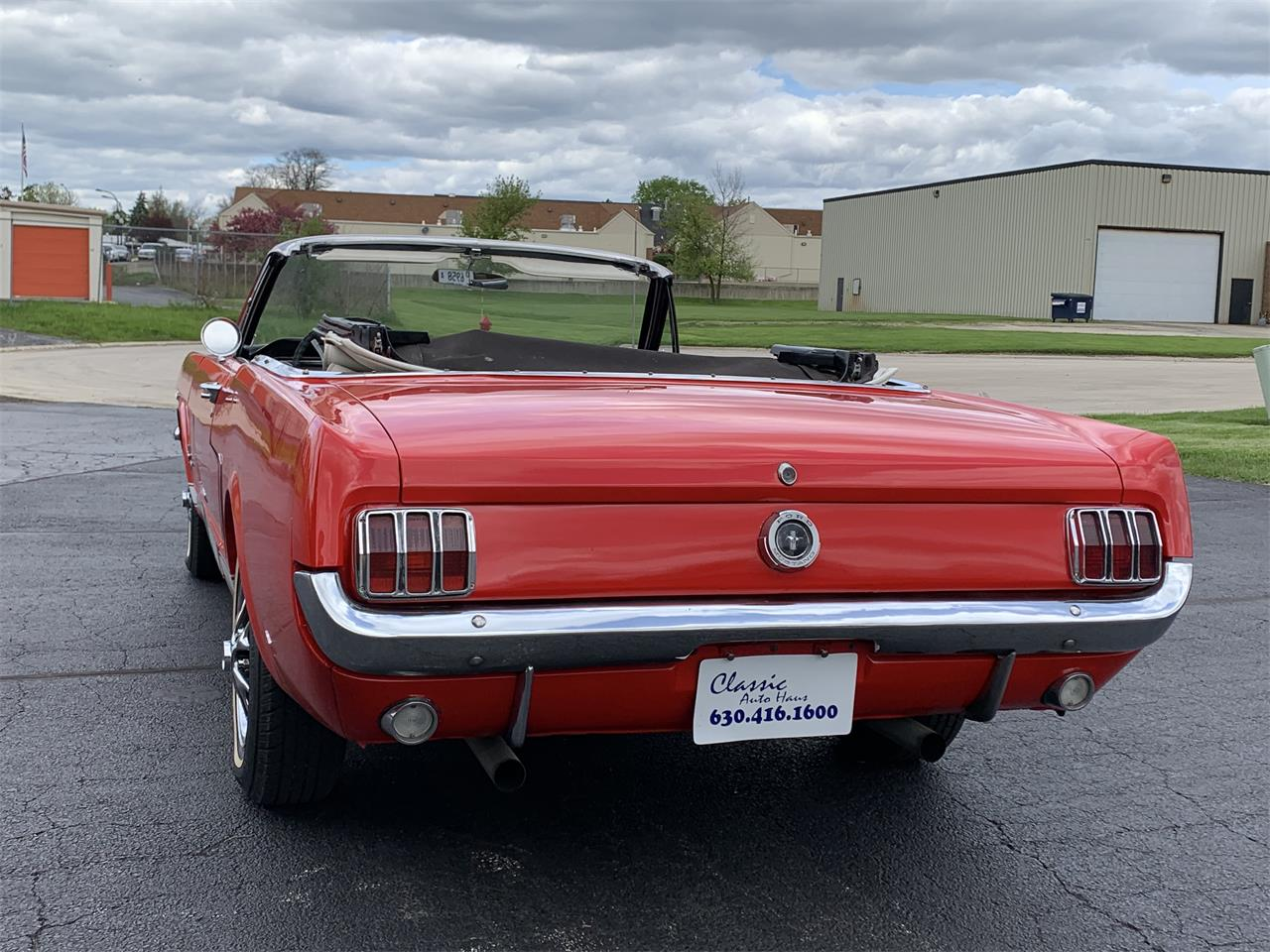 Large Picture of '65 Mustang - $24,995.00 Offered by Classic Auto Haus - Q2DD