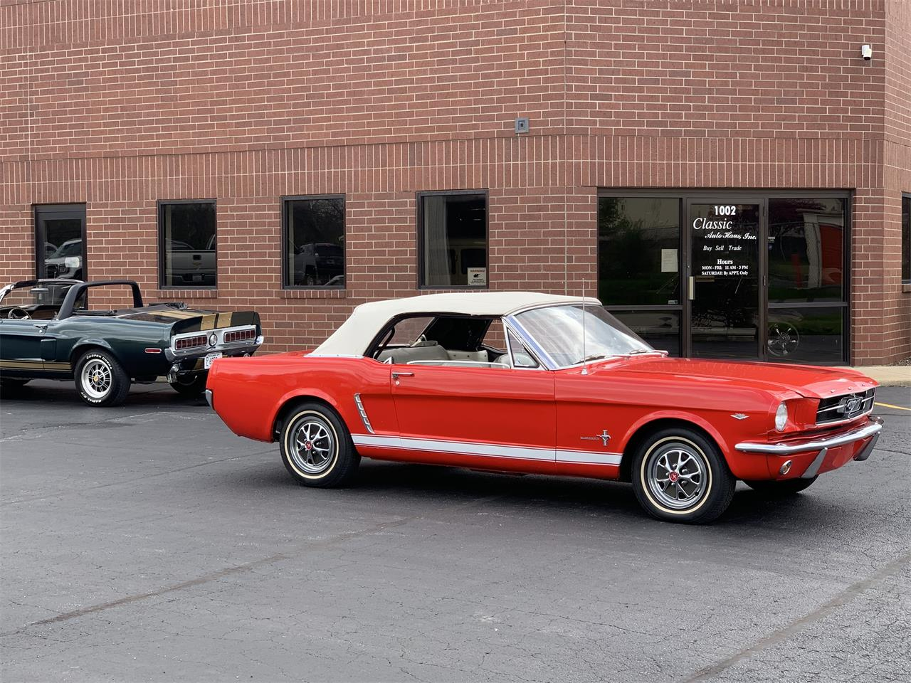 Large Picture of 1965 Ford Mustang located in Illinois - $24,995.00 - Q2DD