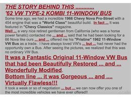 Picture of Classic '62 Bus located in eustis Florida - $59,950.00 - Q2DH