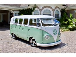 Picture of Classic 1962 Volkswagen Bus located in eustis Florida Offered by FSD Hot Rod Ranch at Royal Auto & Truck Sales - Q2DH