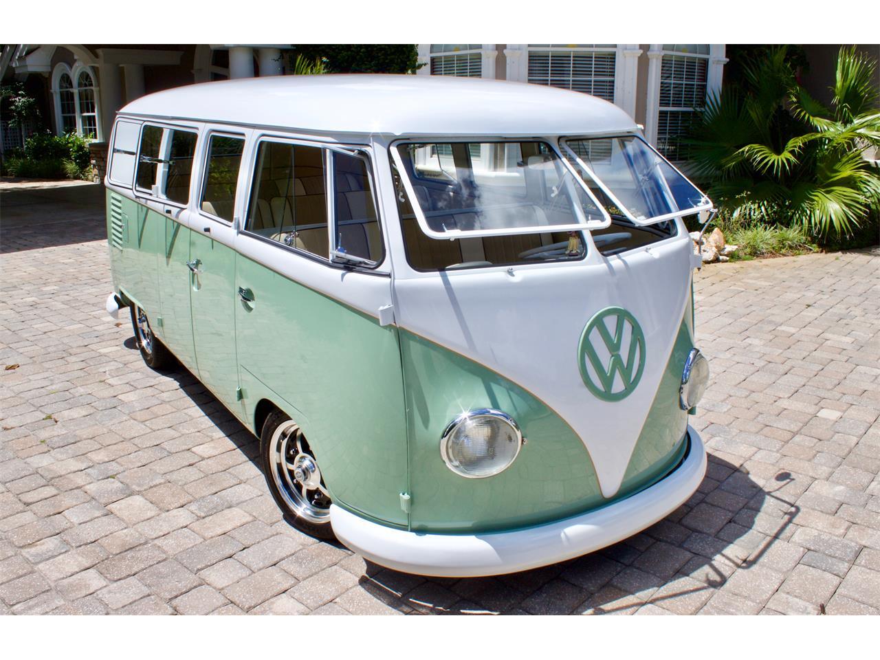 Large Picture of Classic 1962 Bus located in eustis Florida - $59,950.00 - Q2DH
