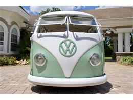 Picture of Classic '62 Volkswagen Bus located in Florida - $59,950.00 Offered by FSD Hot Rod Ranch at Royal Auto & Truck Sales - Q2DH