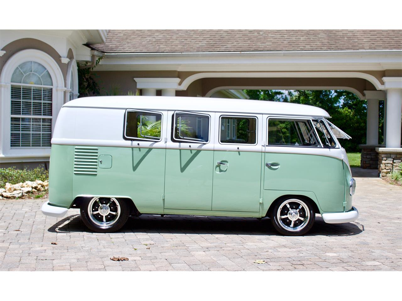 Large Picture of 1962 Bus - $59,950.00 Offered by FSD Hot Rod Ranch at Royal Auto & Truck Sales - Q2DH