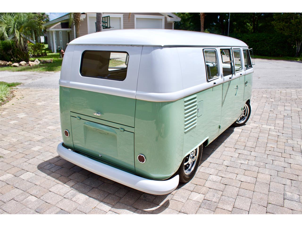 Large Picture of 1962 Bus located in Florida Offered by FSD Hot Rod Ranch at Royal Auto & Truck Sales - Q2DH