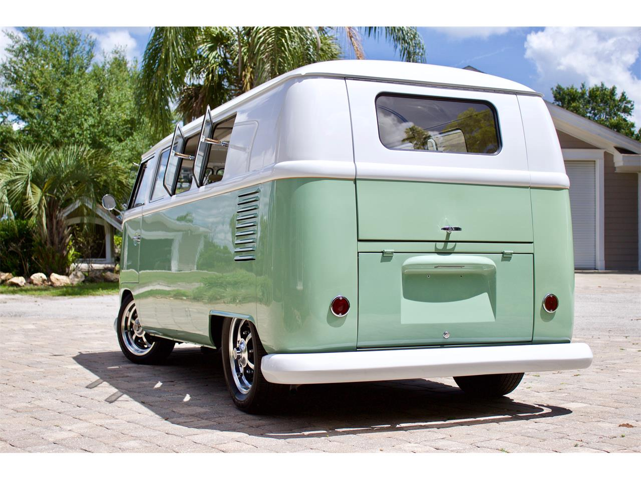 Large Picture of Classic '62 Bus located in eustis Florida Offered by FSD Hot Rod Ranch at Royal Auto & Truck Sales - Q2DH