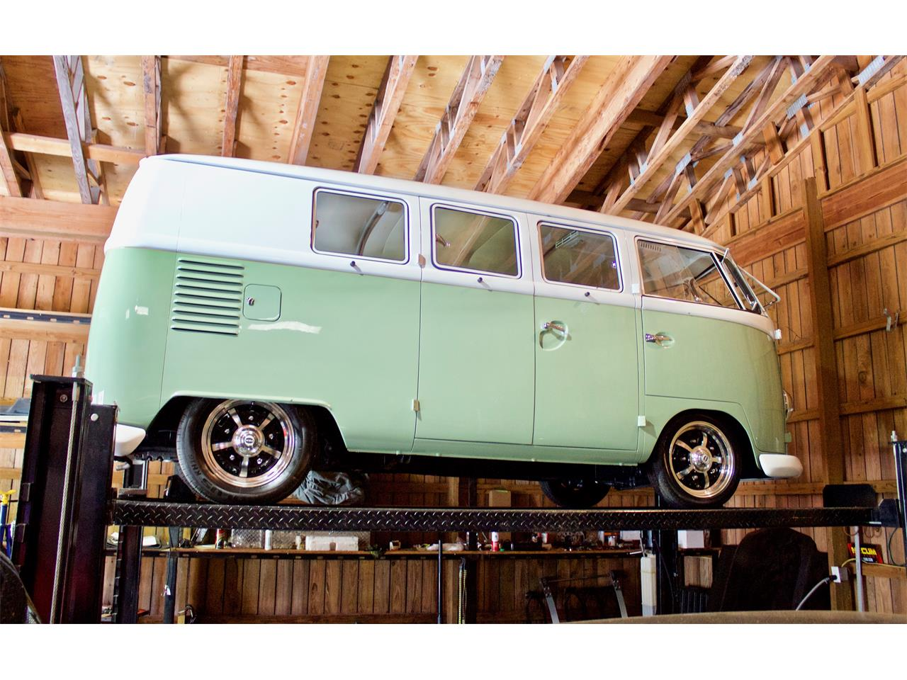 Large Picture of Classic '62 Volkswagen Bus - $59,950.00 Offered by FSD Hot Rod Ranch at Royal Auto & Truck Sales - Q2DH