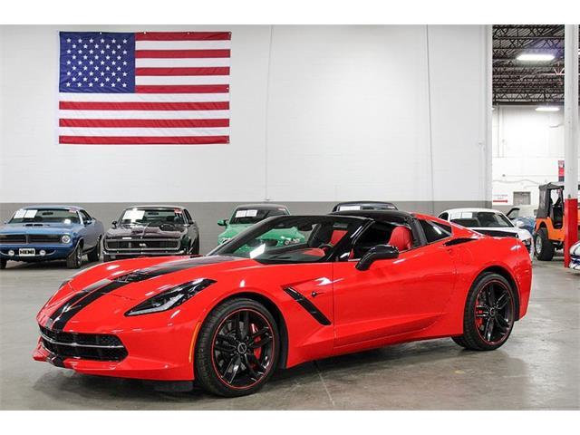 Picture of '15 Corvette - Q2DT