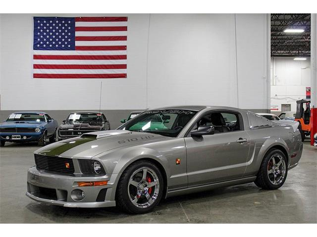 Picture of '08 Mustang - Q2DW