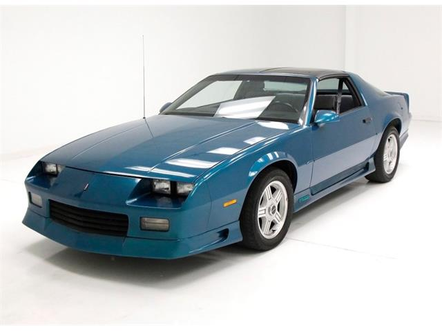Picture of '92 Chevrolet Camaro Offered by  - Q2E1