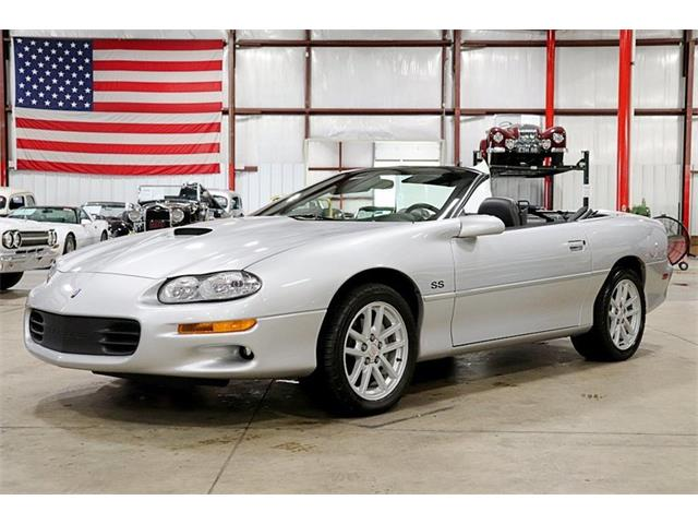 Picture of '02 Camaro located in Kentwood Michigan - $25,900.00 Offered by  - Q2E6