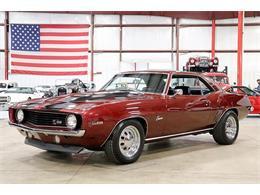 Picture of 1969 Chevrolet Camaro located in Michigan - $37,900.00 Offered by GR Auto Gallery - Q2ED